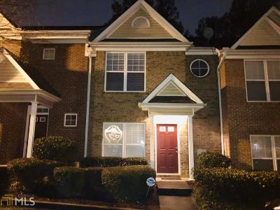 Decatur Condo/Townhouse New: 3849 Austin Park Ln