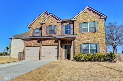 Braselton Single Family Home New: 819 Sienna Valley Drive #80