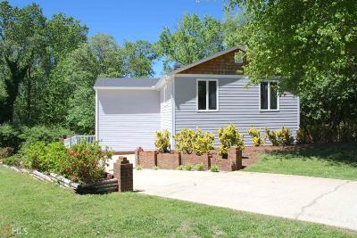Hall County Single Family Home New: 3221 Clarks Bridge Rd