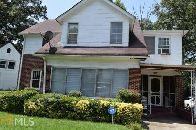 Atlanta Multi Family Home New: 1549 SW Olympian Cir