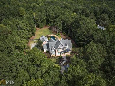 Alpharetta Single Family Home New: 140 Allmond Ln