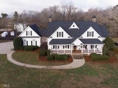 Cumming Single Family Home New: 6755 Mockingbird Rd