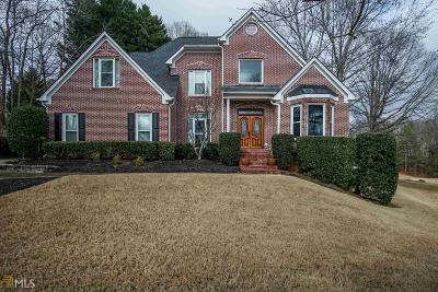 Suwanee Single Family Home For Sale: 7125 River Heights
