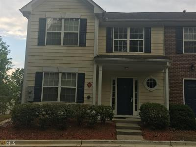 Decatur Condo/Townhouse Under Contract: 3180 Panthers Trce