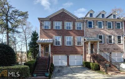 Atlanta Condo/Townhouse New: 1651 Emory Place Dr