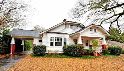 Lagrange Single Family Home New: 1209 Vernon St