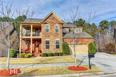 Lawrenceville Single Family Home New: 1220 Grayson Oaks Dr