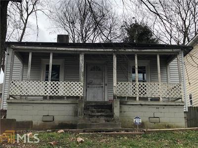 Atlanta Single Family Home New: 769 Coleman St