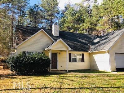 Haddock, Milledgeville, Sparta Single Family Home For Sale: 105 Scenic Ct #92