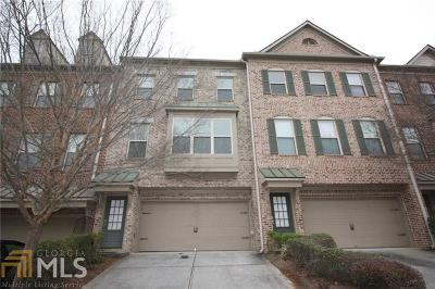Suwanee Condo/Townhouse Under Contract: 2709 Hallwood Ln