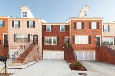 Lawrenceville Condo/Townhouse New: 2167 Mission View Drive