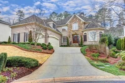 Alpharetta Single Family Home Under Contract: 2003 W Cavendish Ct