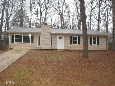 Henry County Single Family Home New: 114 Richard Way