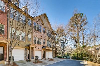 Atlanta Condo/Townhouse New: 3734 Ashford Creek Ln