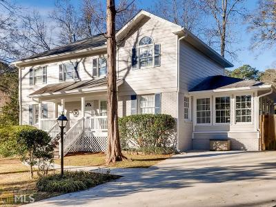 Decatur Single Family Home For Sale: 346 Poplar Lane Way