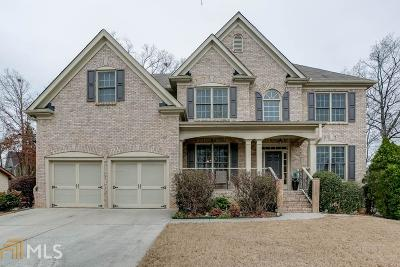 Dacula Single Family Home For Sale: 2153 Hamilton Mill Pkwy