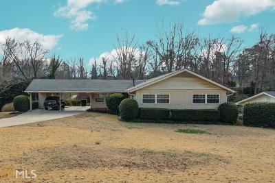 Gainesville Single Family Home New: 1490 Takeda Dr