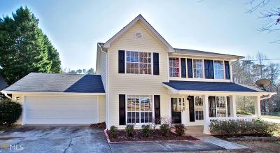 Snellville Single Family Home Under Contract: 2575 Rosedale Rd