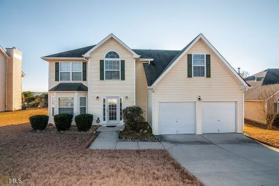 Snellville Single Family Home Under Contract: 5210 Bridle Point Pkwy