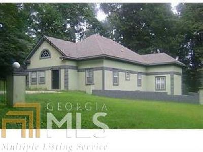 Atlanta Single Family Home New: 690 Dameron