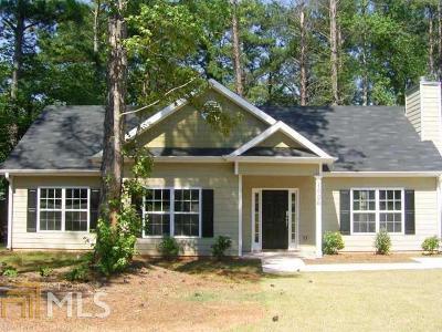 Marietta Single Family Home New: 1006 Frontier Trl