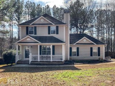 Senoia Single Family Home New: 394 Asbury