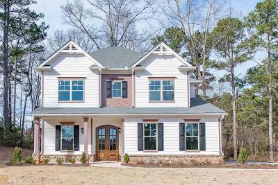 Milton Single Family Home New: 15594 Thompson