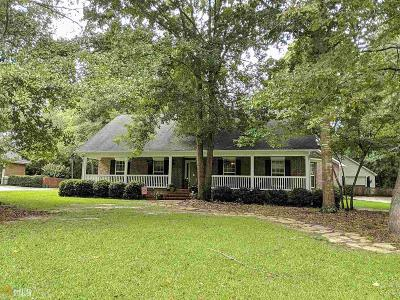 Statesboro Single Family Home New: 745 Brookwood Dr