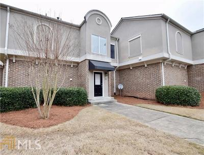 Atlanta Condo/Townhouse New: 3301 Henderson Mill Road