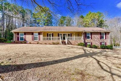 Henry County Single Family Home New: 25 Sandy Dr