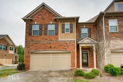 Smyrna Single Family Home New: 3481 Harlan Drive SE