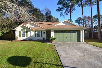 Kingsland GA Single Family Home New: $148,500