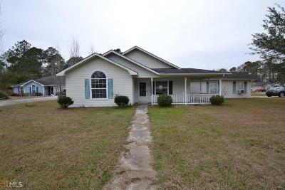 Kingsland GA Single Family Home New: $99,900