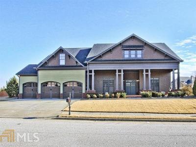 Buford Single Family Home New: 2952 2952 Climbing Rose St