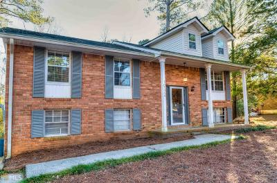 Clayton County Single Family Home New: 10172 Brass Ring Road