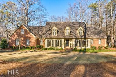 Marietta Single Family Home Under Contract: 532 S Keeler Woods Dr