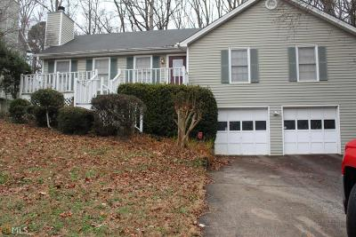 Snellville Single Family Home New: 3193 Glynn Mill Dr