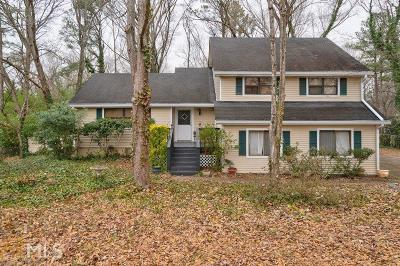 Fulton County Single Family Home New: 560 Tollwood Dr