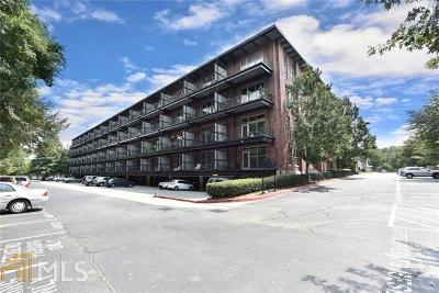 Atlanta Condo/Townhouse New: 5200 Peachtree Road #3211