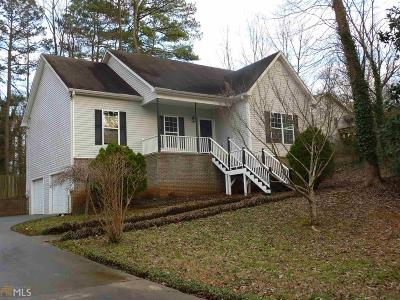 Marietta Single Family Home New: 2493 Sandtown Road SW