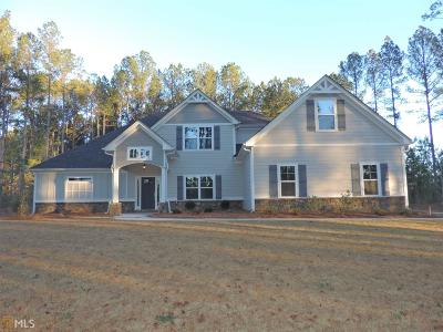 Senoia Single Family Home Under Contract: 1031 Al Roberts Rd #Lot 5