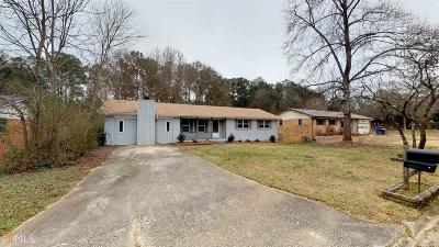 Rockdale County Single Family Home New: 1510 Tanglewood Way