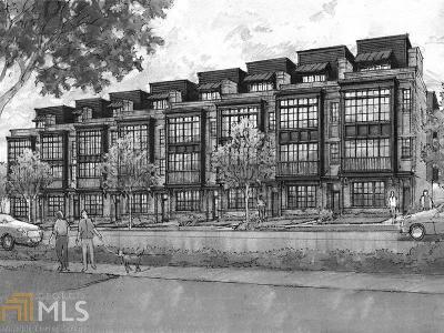 Atlanta Condo/Townhouse New: 49 Krog Street #9