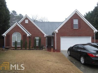 Lawrenceville Single Family Home New: 1209 Fountain View Drive