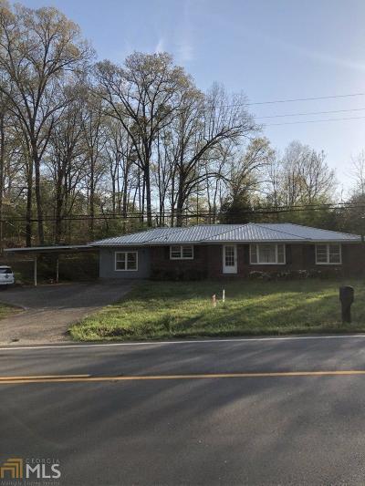 Hall County Single Family Home New: 6269 Thompson Bridge Rd