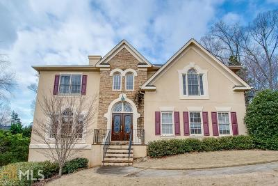 Duluth Single Family Home Under Contract: 1085 Brookstead Chase
