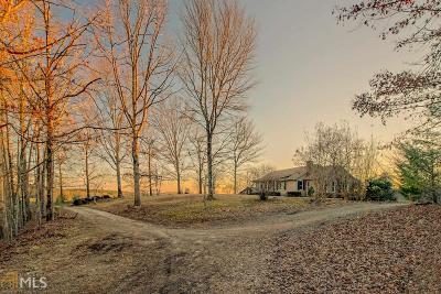 Clarkesville Single Family Home New: 713 Barney Field