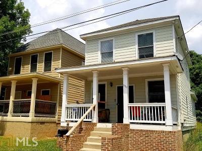 Atlanta Single Family Home New: 670 SW Smith St