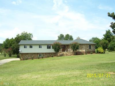 Griffin Single Family Home For Sale: 303 Maxwell Dr