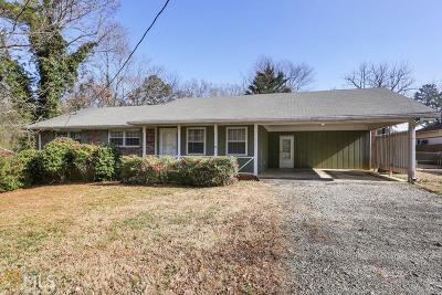 Acworth Single Family Home New: 4140 Worth St